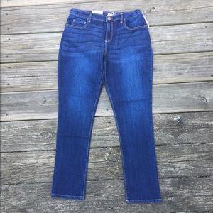 OshKosh B'Gosh Girls super skinny blue jeans NWT